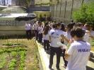 Visita de los alumnos del Colegio San Daniel
